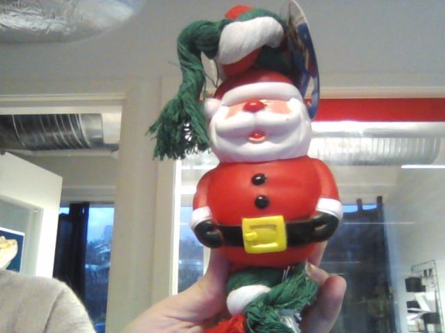 Julenisse med rep