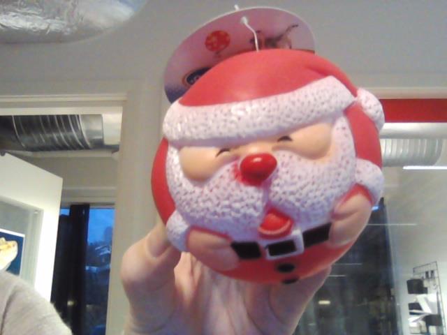 Julenissekule