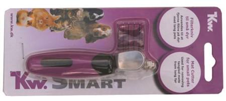 KW Smart Mini Flokekutter 6 blad