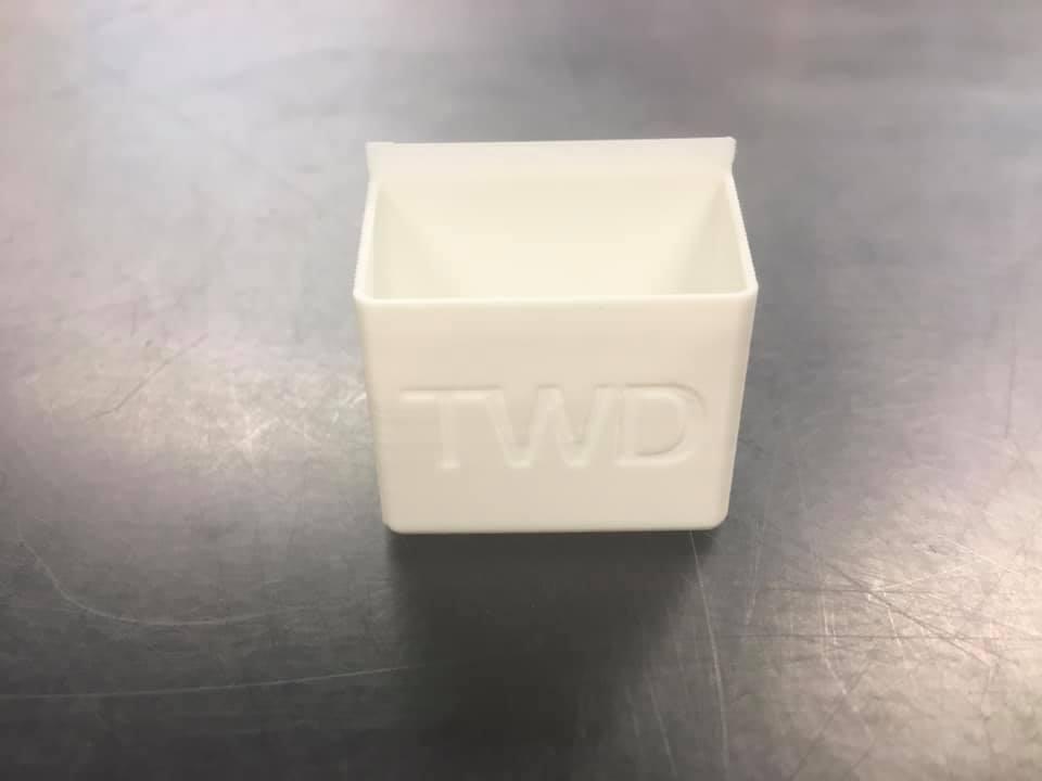 TWD Eggskrape