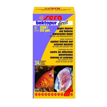 Sera baktopur direct 24tab