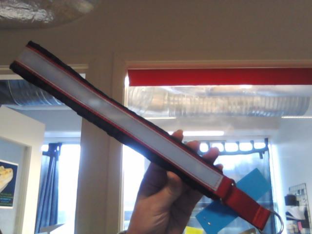 Huken Halvstrup m/Reflex 70cm