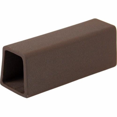 Mallehule Mørk Brun 7,5x5,8x5,5cm