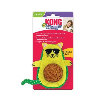 Kong Wrangler AvoCATo