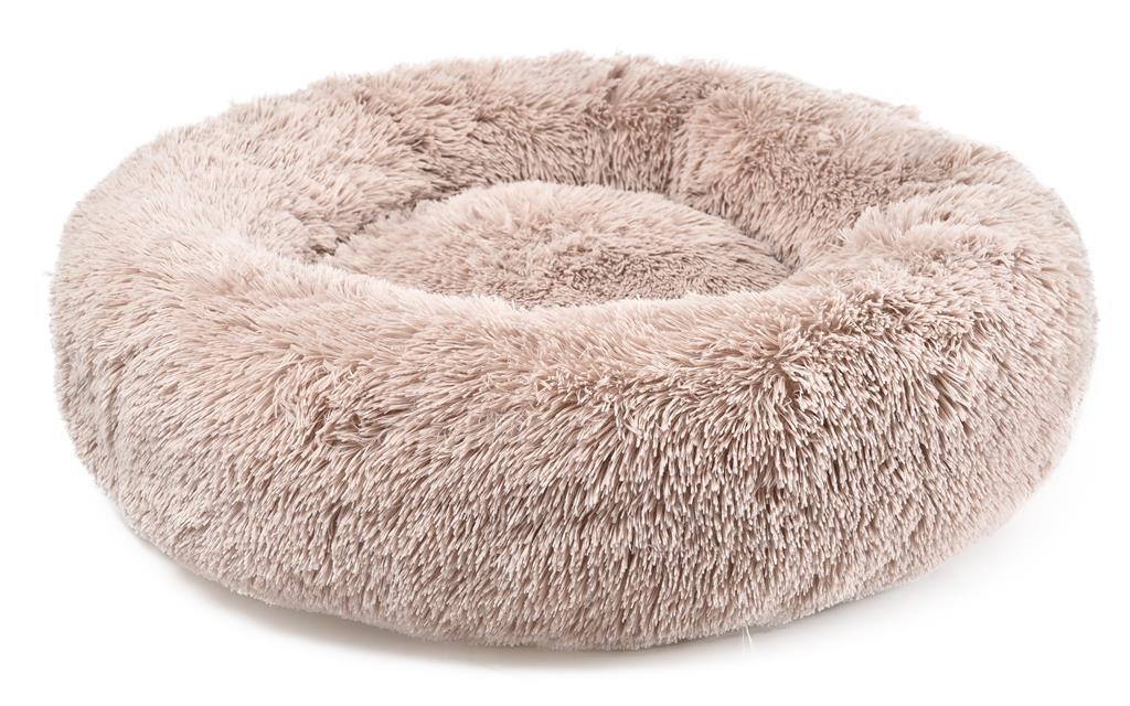 Pet Time Anti-stress seng Ø100x17cm Beige