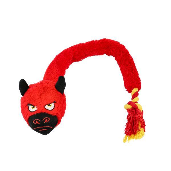 DeviBull tau Rød L 60cm