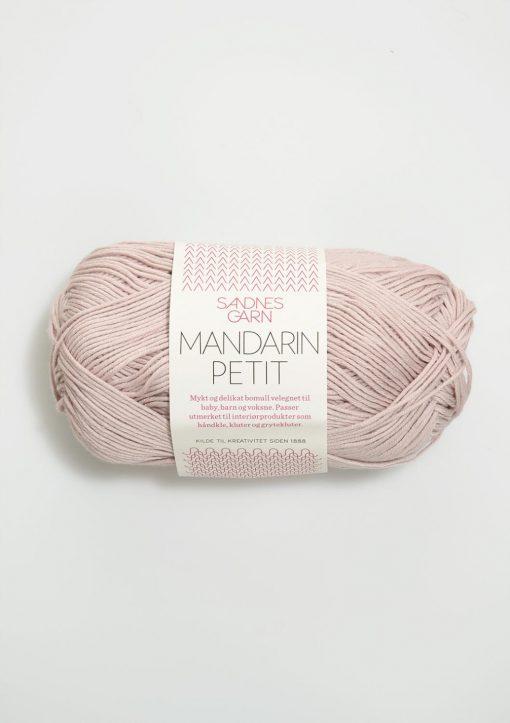 Mandarin Petit, dus rosa 3511