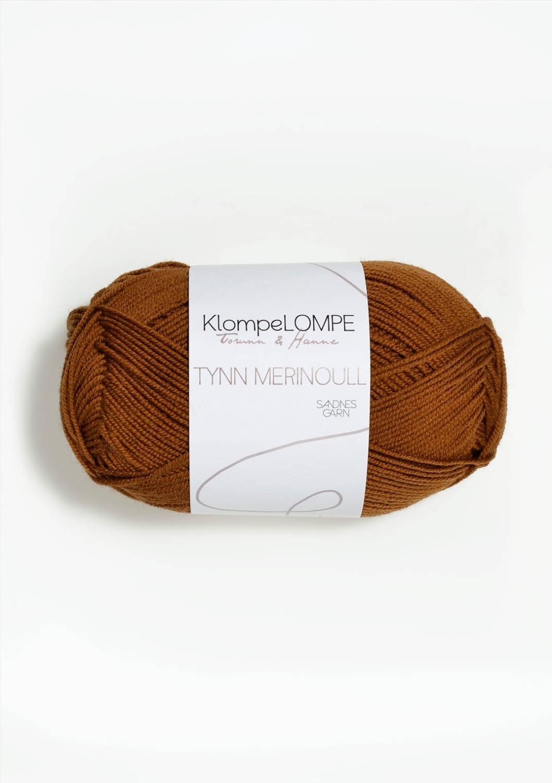 Tynn merinoull, KlompeLompe, 2546