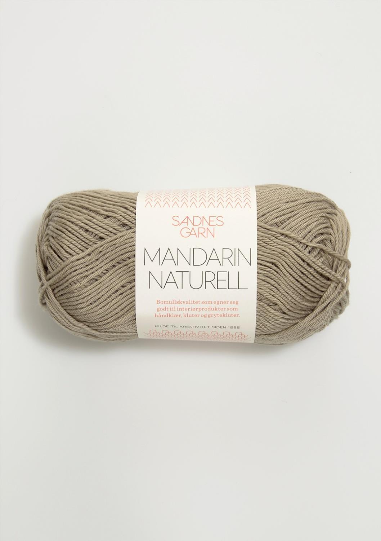 MANDARIN NATURELL, sand 2431