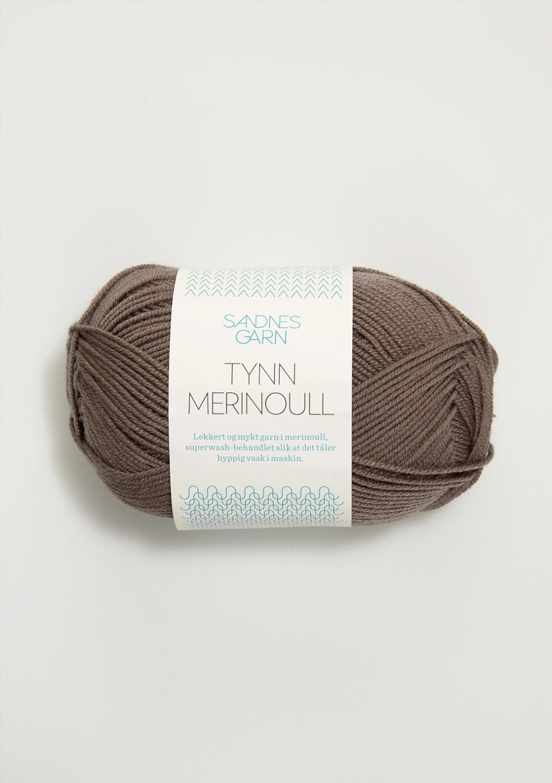 TYNN MERINOULL LYS MELLOMBRUN 3161