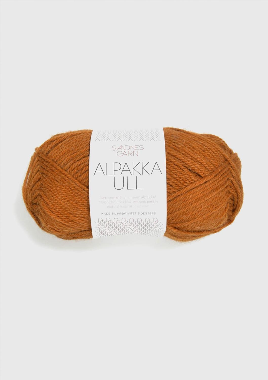 ALPAKKA/ULL Oker 2355