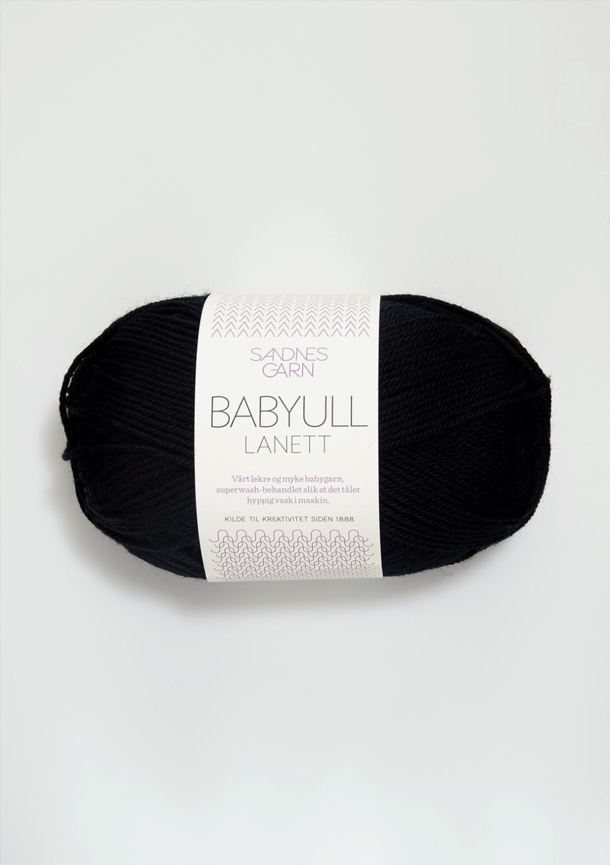 BABYULL LANETT Sort 1099