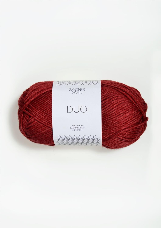 Duo Dyp Rød 4236