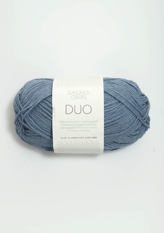 DUO Jeansblå 6033