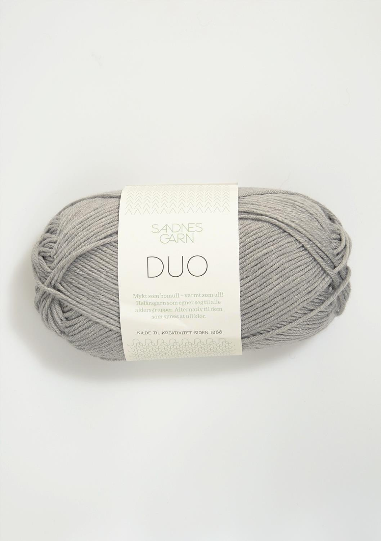DUO Lys Grå 6030