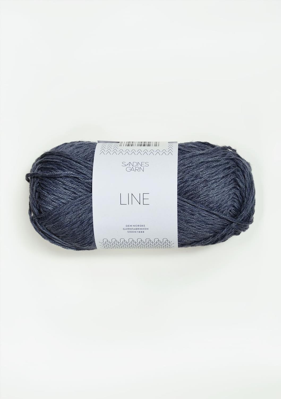 LINE Mørk Blågrå 6061