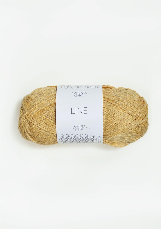 LINE Strågul 2113