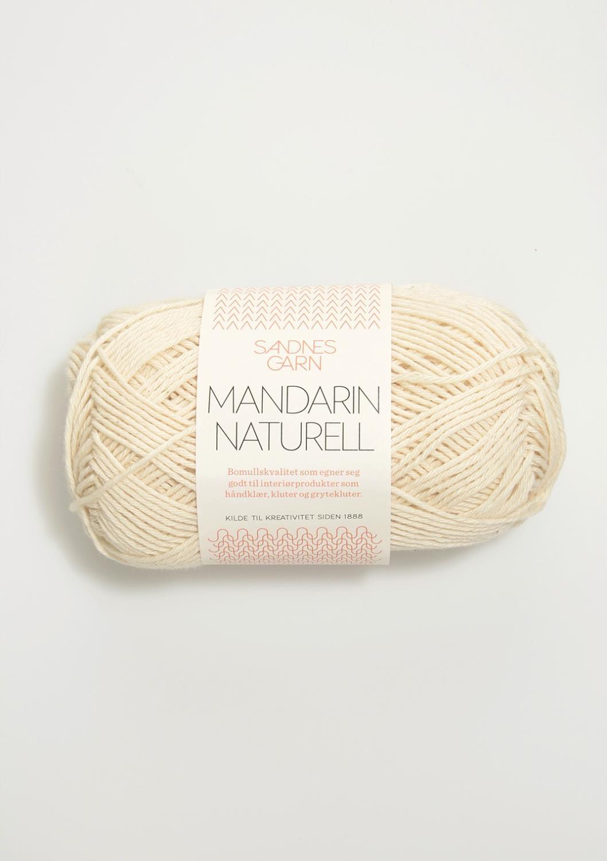 MANDARIN NATURELL Natur 1012