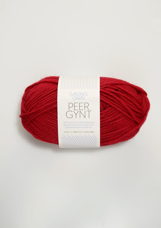 PEER GYNT Rød 4228