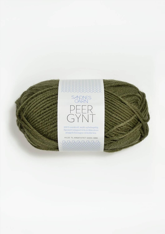 PEER GYNT Mosegrønn 9364