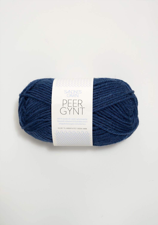 PEER GYNT Mørkblå 6364