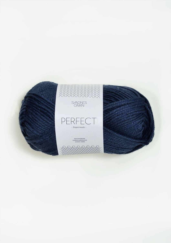PERFECT Mørk Blå 6062