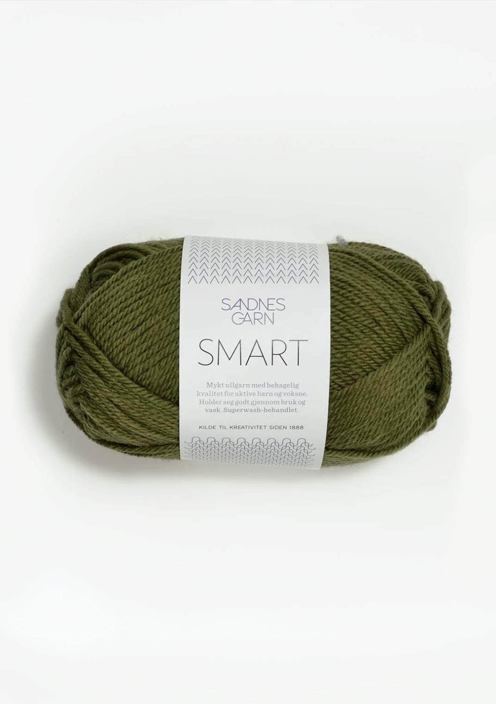 SMART Olivengrønn 9553