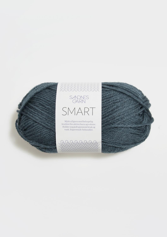 SMART Mørk Blåmelert 6272
