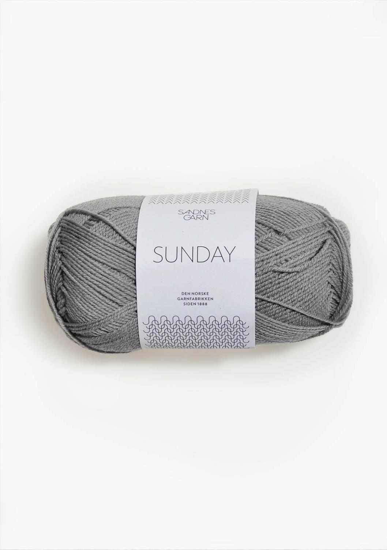SUNDAY Lys Grå 1045