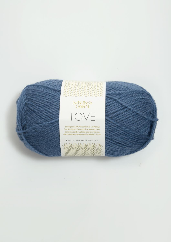 TOVE Jeansblå 6052