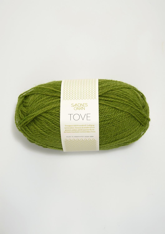 TOVE Gulgrønn 9636
