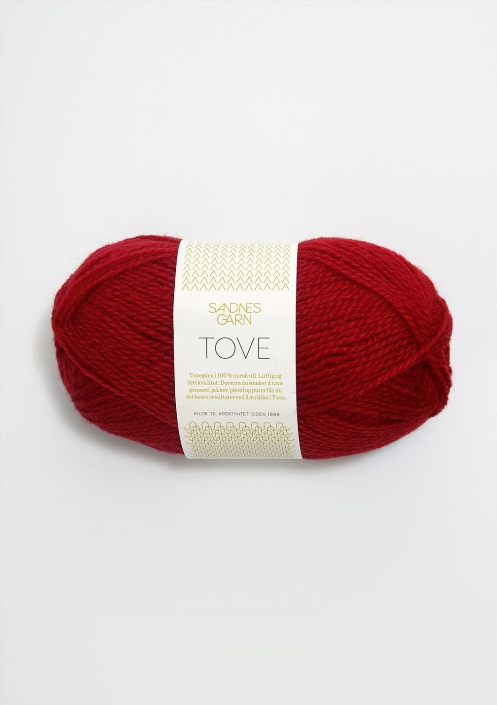 TOVE Rød 4228