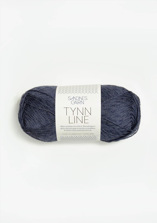 TYNN LINE Mørk Blågrå 6061