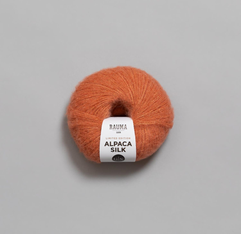 ALPACA SILK Høstfersken 90021