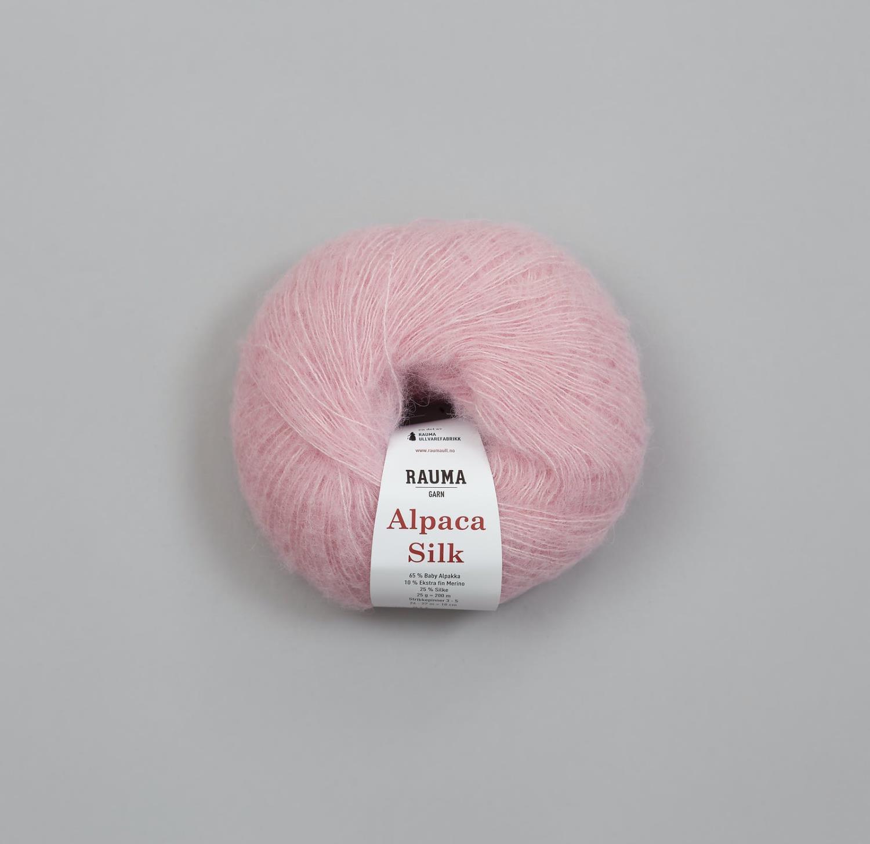 ALPACA SILK Lys Rosa 5115