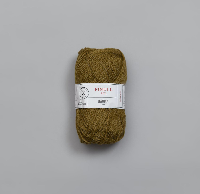 FINULL PT2 Olivengrønn 4010