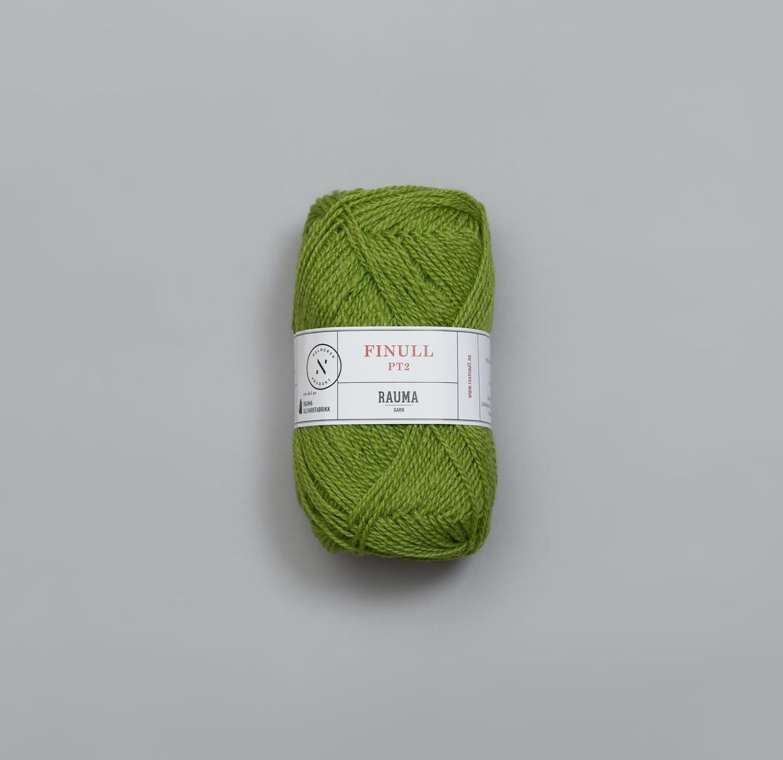 FINULL PT2 Eplegrønn 455