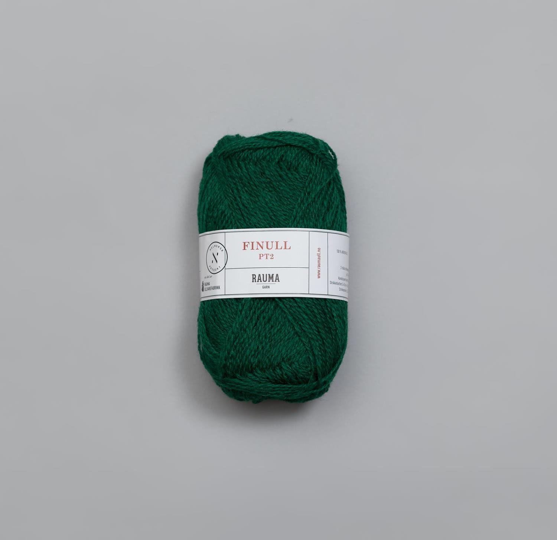 FINULL PT2 Mørk Grønn 494