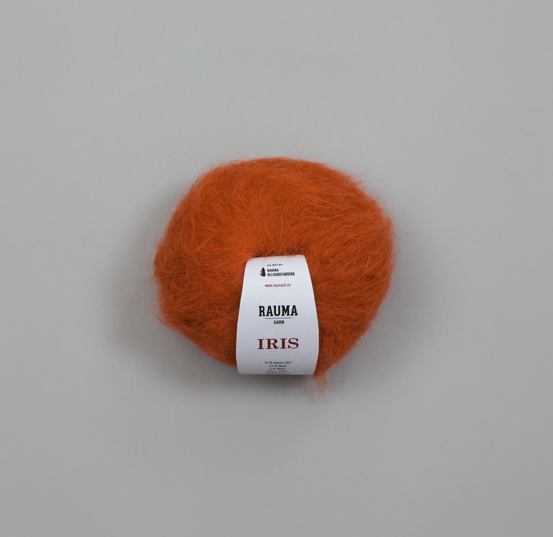IRIS ALPAKKA Rust 6108