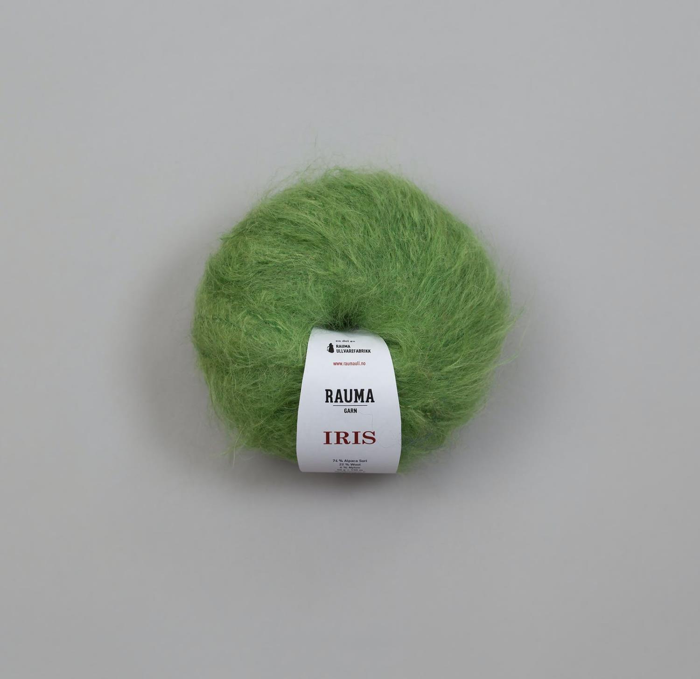 IRIS ALPAKKA Lime Z772