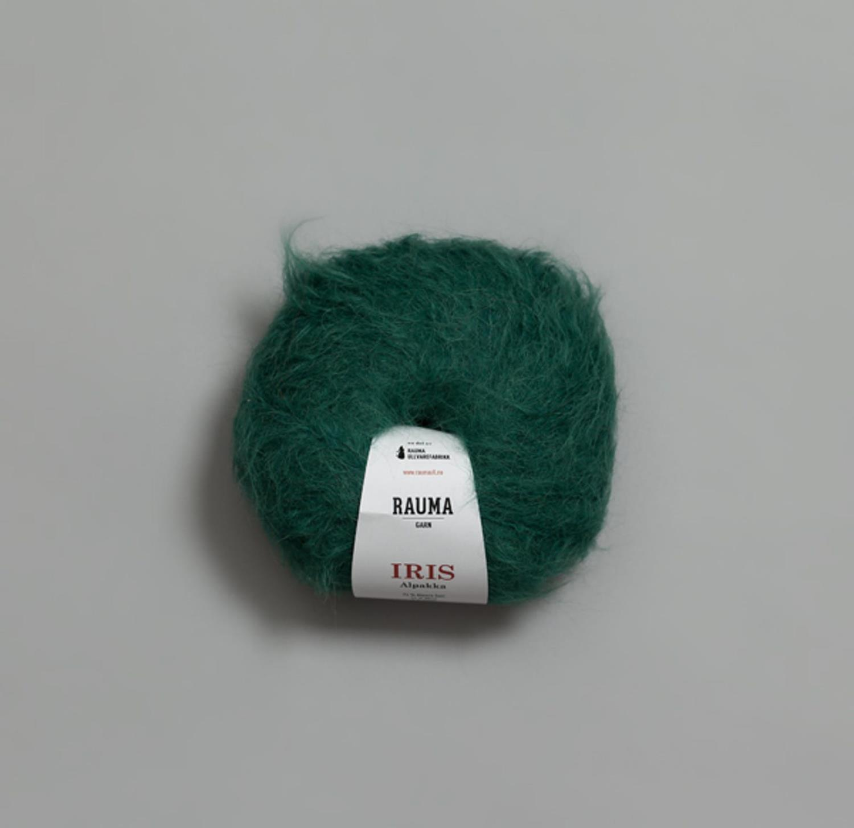 IRIS ALPAKKA Grønn 0961