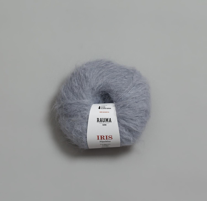 IRIS ALPAKKA Lys Blågrå 5146