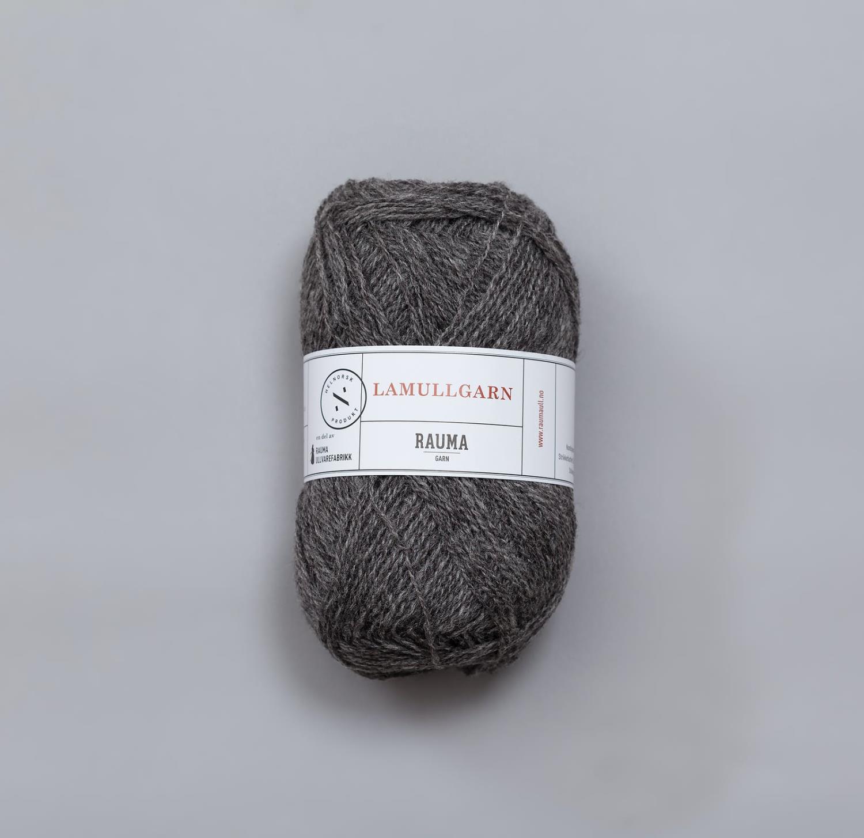 LAMULL Mørk Gråmelert L05