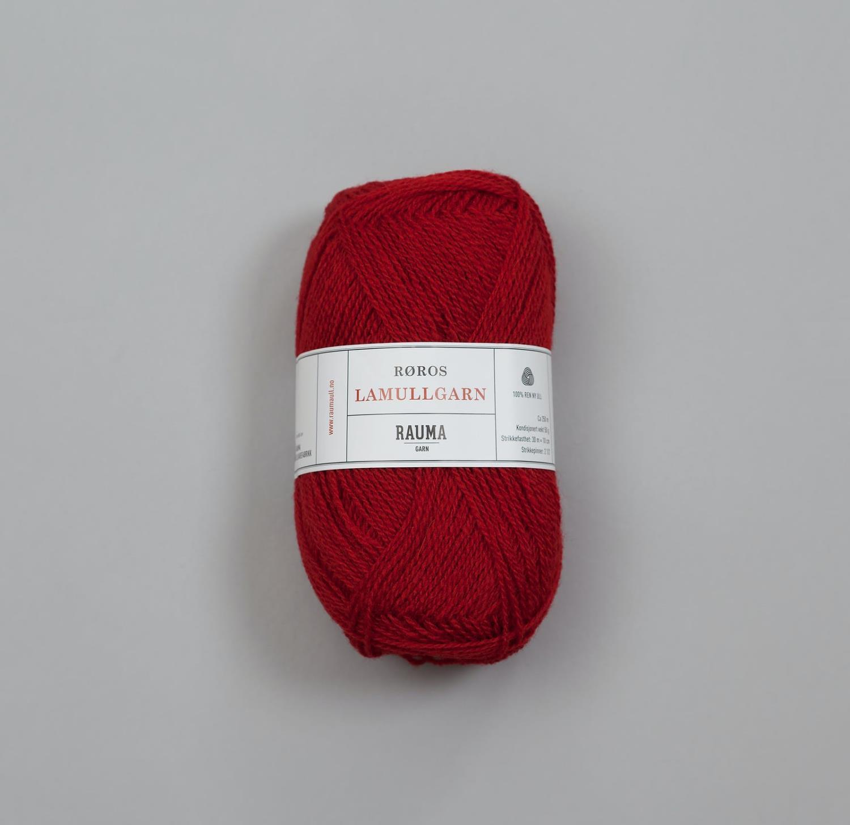 LAMULL Mørk Rød L35