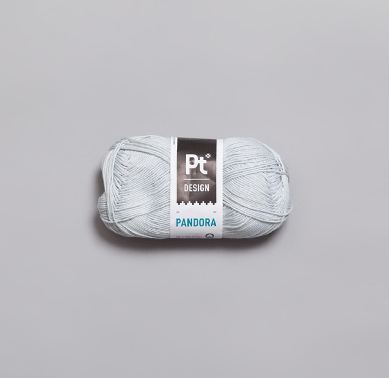 PT PANDORA Isblå 287