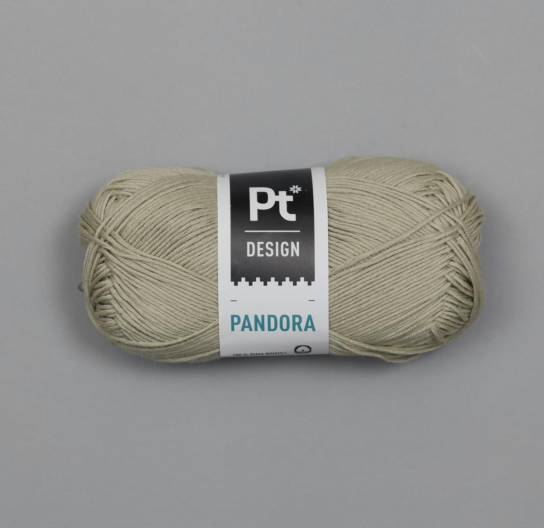 PT PANDORA Lys Kakigrønn 223