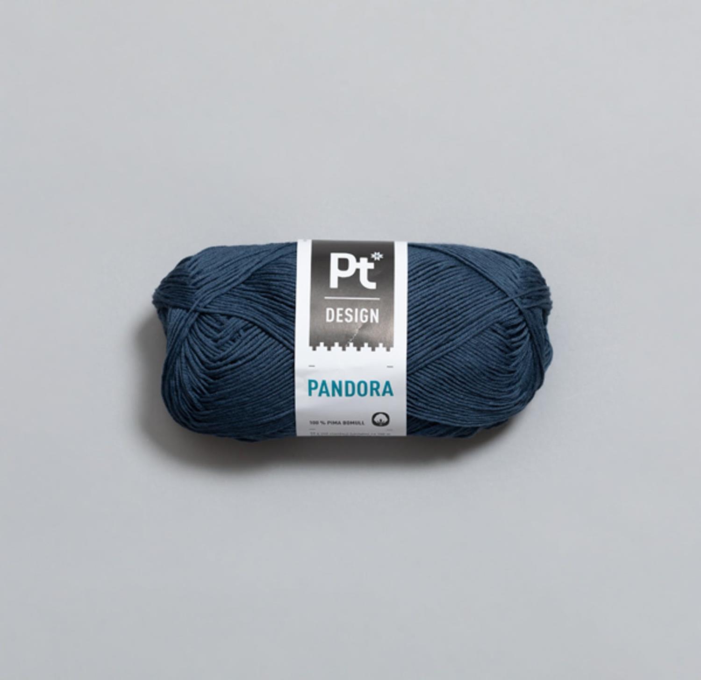 PT PANDORA Mørk Blå 311