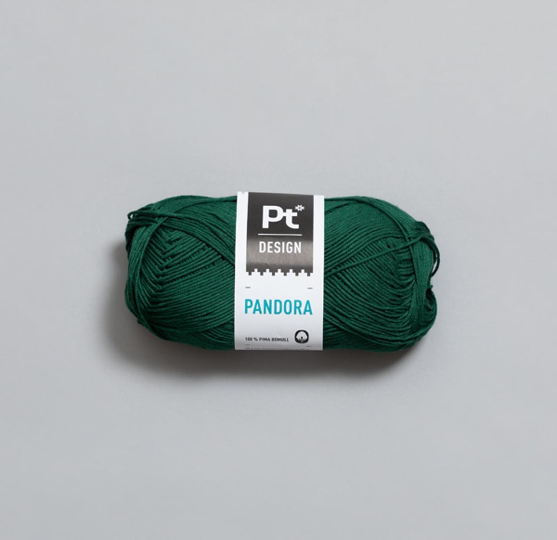 PT PANDORA Mørk Grønn 307