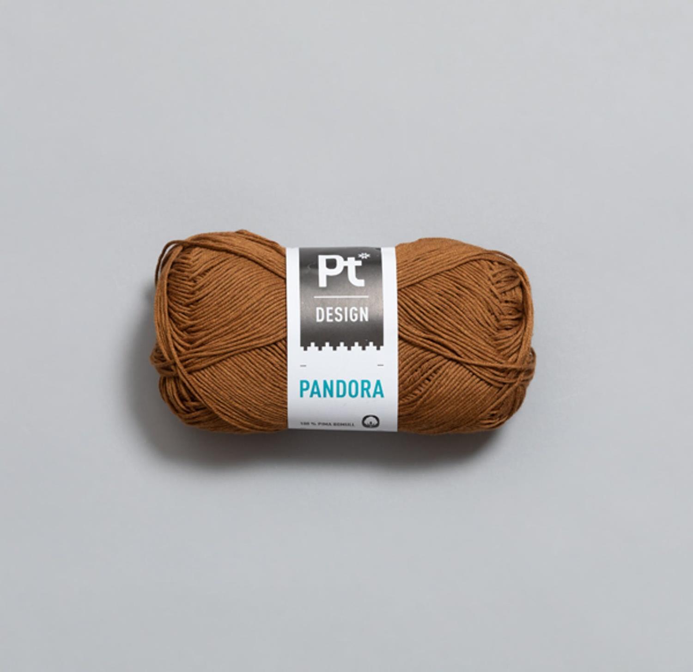 PT PANDORA Kamelbrun 241