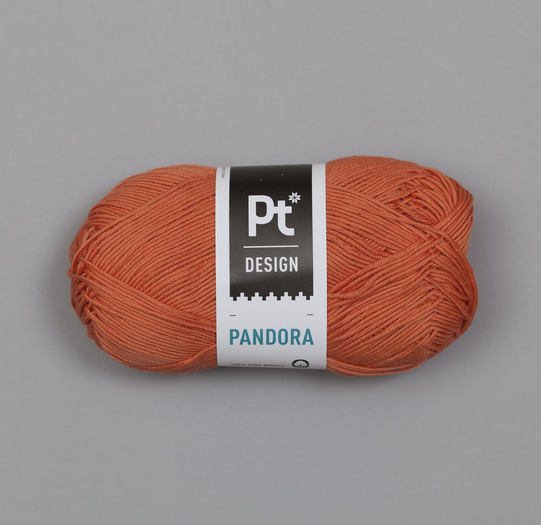 PT PANDORA Mørk Oransje 225